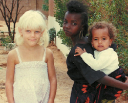 Esther & Aïssa 1986